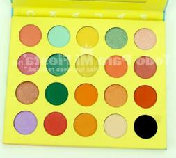 Okalan Paradise Eyeshadow Palette High Pigmented Saturated S