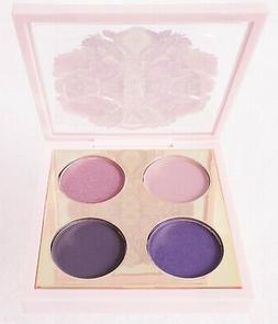 "MAC & PATRICK STARR EYESHADOW X 4 QUAD "" STAY WITH ME "" PURP"