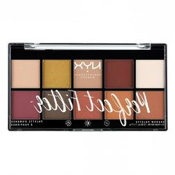 NYX Perfect Filter Eyeshadow Palette RUSTIC ANTIQUE PFSP02 N
