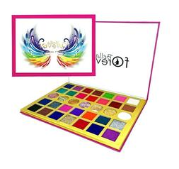 BELLA FOREVER Pretty Angel 35 Angelic COLORS Palette - Authe