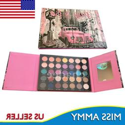 Prolux Pretty in Pink Cosmetic Makeup Eyeshadow Palette 35 C