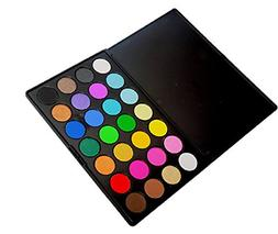 MELADY Pro 28 Color Eye Shadow Cosmetic Eyeshadow Makeup Pal