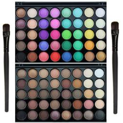 Pro 40 Colors Eyeshadow Matte Shimmer Eye Shadow Palette Cos