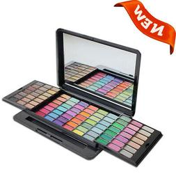 pro 84 colours eyeshadow makeup palette cosemetic