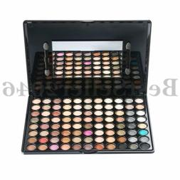 Pro 88 Colors Eye Shadow Cosmetic Makeup Shimmer Matte Eyesh