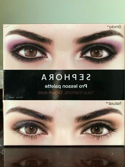 Sephora Pro Lesson Eyeshadow Palette for Brown Eyes