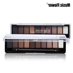 Professional Makeup Brand Earth Color 10 Colors Eyeshadow Pa