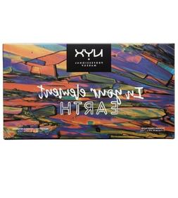 NYX PROFESSIONAL MAKEUP in Your Element Shadow Palette, Eart