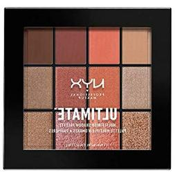 PROFESSIONAL MAKEUP Ultimate Multi-Finish Shadow Palette, Wa