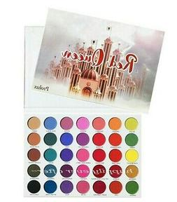 Prolux Red Queen 35 Colors Eyeshadow Palette - New & Authent