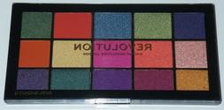 Makeup Revolution Reloaded Palette - PASSION FOR COLOUR / Br