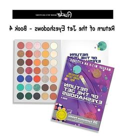Rude Return of the Jet Eyeshadows - 35 Eyeshadow Palette - B