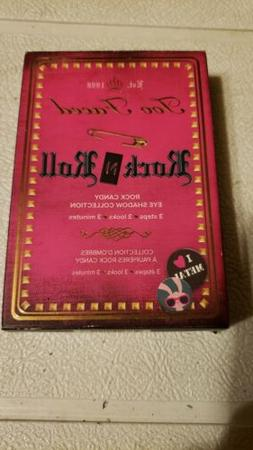 Too Faced Rock N Roll Eye Shadow Palette Collection.. sold o