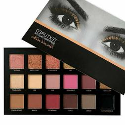 HUDA Beauty Rose Gold Edition Textured Eye Shadow Palette 18