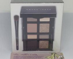 BOBBI BROWN SANDY NUDE EYE PALETTE SEALED 8 SHADES BRUSH LIM