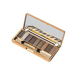 HP95 9 Colors Shimmer Eyeshadow Eye Shadow Palette & Makeup