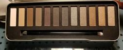W7 Smokin' Shades Eye Colour Palette 12 colors