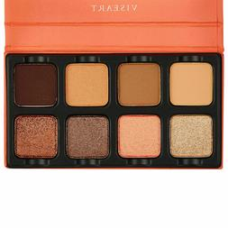 VISEART SUMMER APRICOTINE PETITE PRO 4 MINI EYESHADOW PALETT