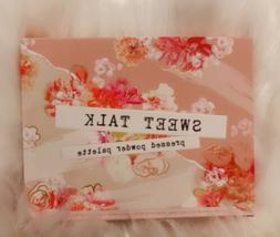 sweet talk 12 pressed powder shadow palette