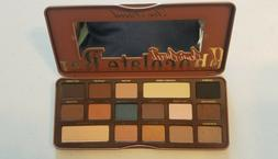 semi sweet chocolate bar eyeshadow palette nib