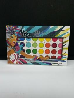 Take Me Back To Brazil 35 Color Pressed Pigment Eyeshadow Pa
