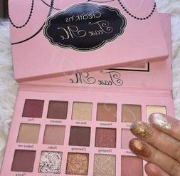 Tease Me Eyeshadow Palette Beauty Creations 18 colors Highly