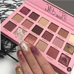 Tease Me Eyeshadow Palette Beauty Creations , 18 colors High