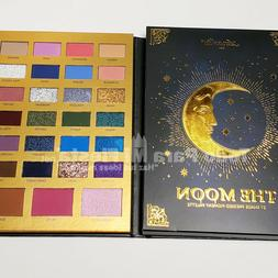 The Moon Eyeshadow Palette AmorUs Shimmer Matte Glitter Eye
