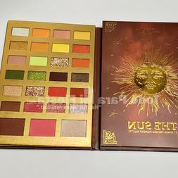 The Sun Eyeshadow Palette AmorUs Shimmer Matte Glitter Eye S