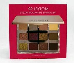 Model Co The Ultimate 12 Color Eyeshadow Palette - New In Bo