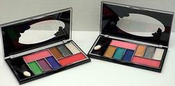travel size eye shadow and blush pallet