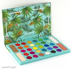 Docolor Tropical Professional Eyeshadow Makeup Palette 34Col