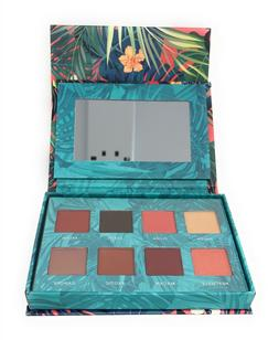 FACE CANDY TROPICS SHADOW eyeshadow PALETTE NIB 100% AUTHENT