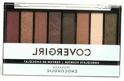 "COVERGIRL TRUNAKED CHOCOLATE SCENTED ""CHOCOHOLIC"" EYESHADOW"