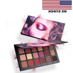 ucanbe 18 colors twilight shimmer and matte
