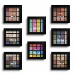 NYX Ultimate Shadow Palette ~ Choose Your Shade