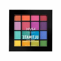 NYX PROFESSIONAL MAKEUP Ultimate Shadow Palette, Eyeshadow P
