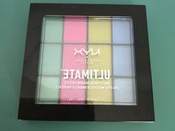 NYX Ultimate Shadow Palette Eyeshadow USP05 - Electric - New