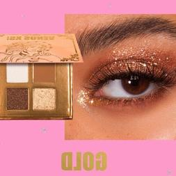 Lime Crime VENUS XS Solid Gold Eyeshadow Palette 4 Shades NE