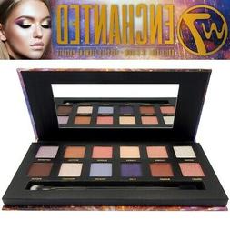 W7 Enchanted Brilliance In Bloom Matte Shimmer Pressed Pigme