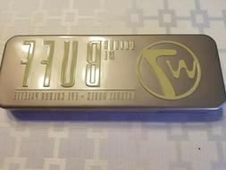 W7 eyeshadow palette Colour Me Buff Natural Nudes BRAND NEW
