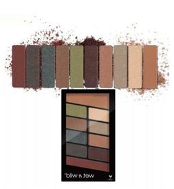 wet n wild Color Icon Eyeshadow 10 Pan Palette, 759 Comfort
