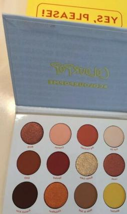 COLOURPOP - Yes, Please!  Pressed Powder Shadow Palette AUTH