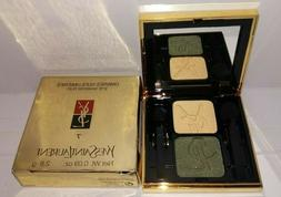 YSL OMBRES DUOLUMIERES Eyeshadow Duo 7 Antique Gold Bronze G